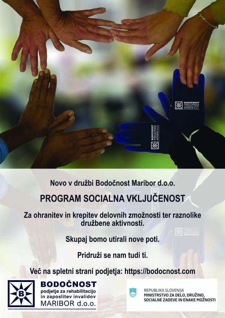 Program socialna vključenost