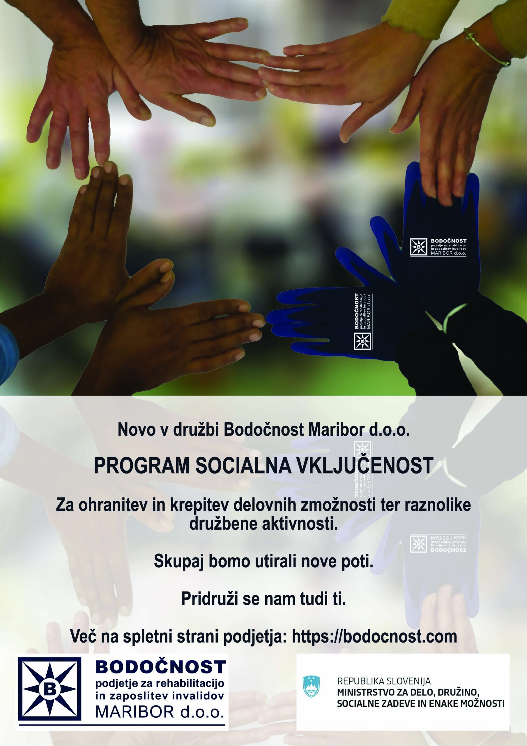 Program socialna vključenost